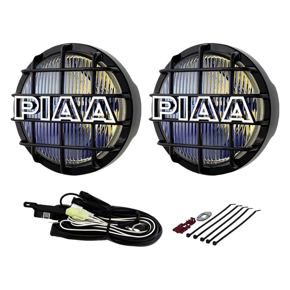 piaa 174 520 series ion 6 1 4 quot fog lights