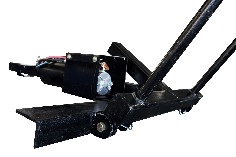 ... Hydraulic Double Spear Hay Bale ...