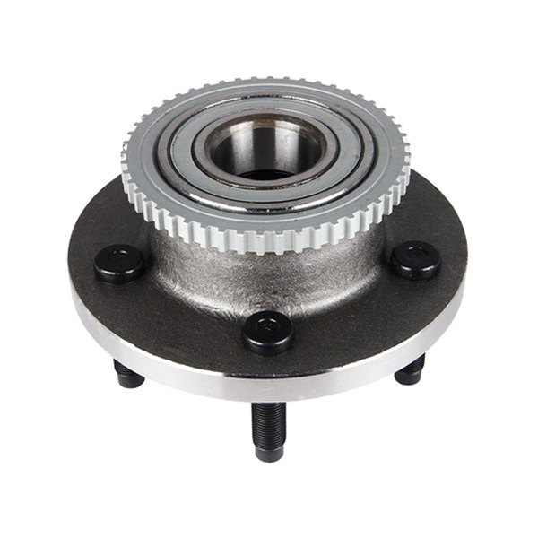 Car Axle Assembly : Pilot lincoln town car front axle bearing and hub