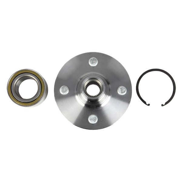 Pilot Assembly Kit : Pilot axle bearing and hub assembly repair kit