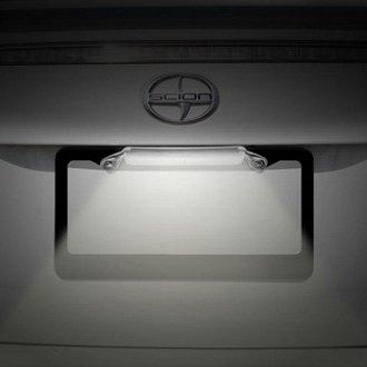 swissimmobilien.ch Scion License Plate Silver/Black NEW!! Motors ...