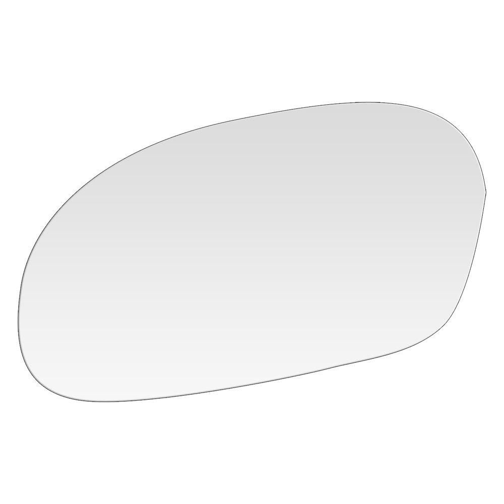 Pilot 174 Mi 1055 Driver Side Mirror Glass