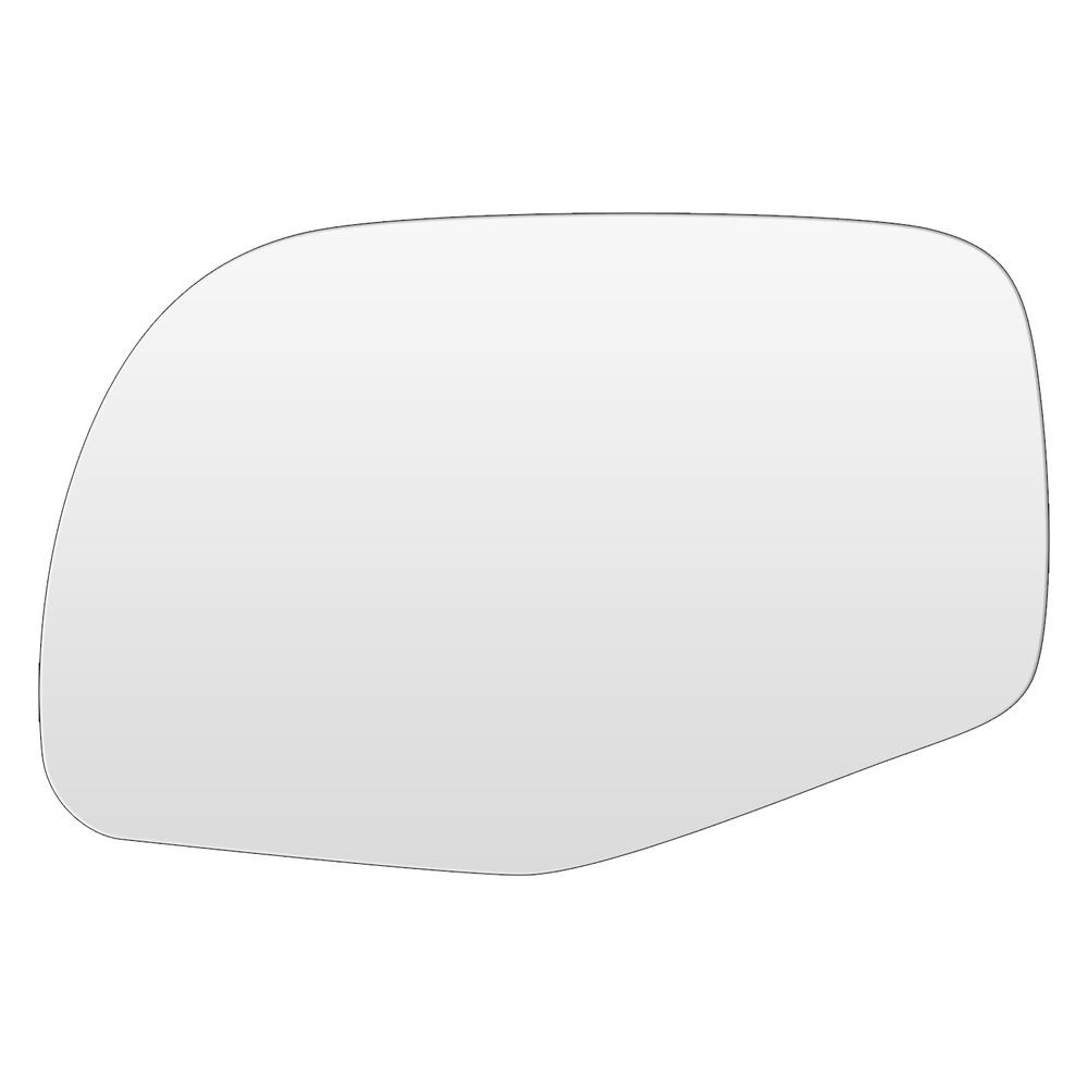 Pilot ford explorer for manual mirror for power for Mirror glass