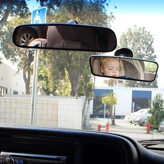 Pilot 174 Mi 403 Blind Spot Mirror With Suction Cup