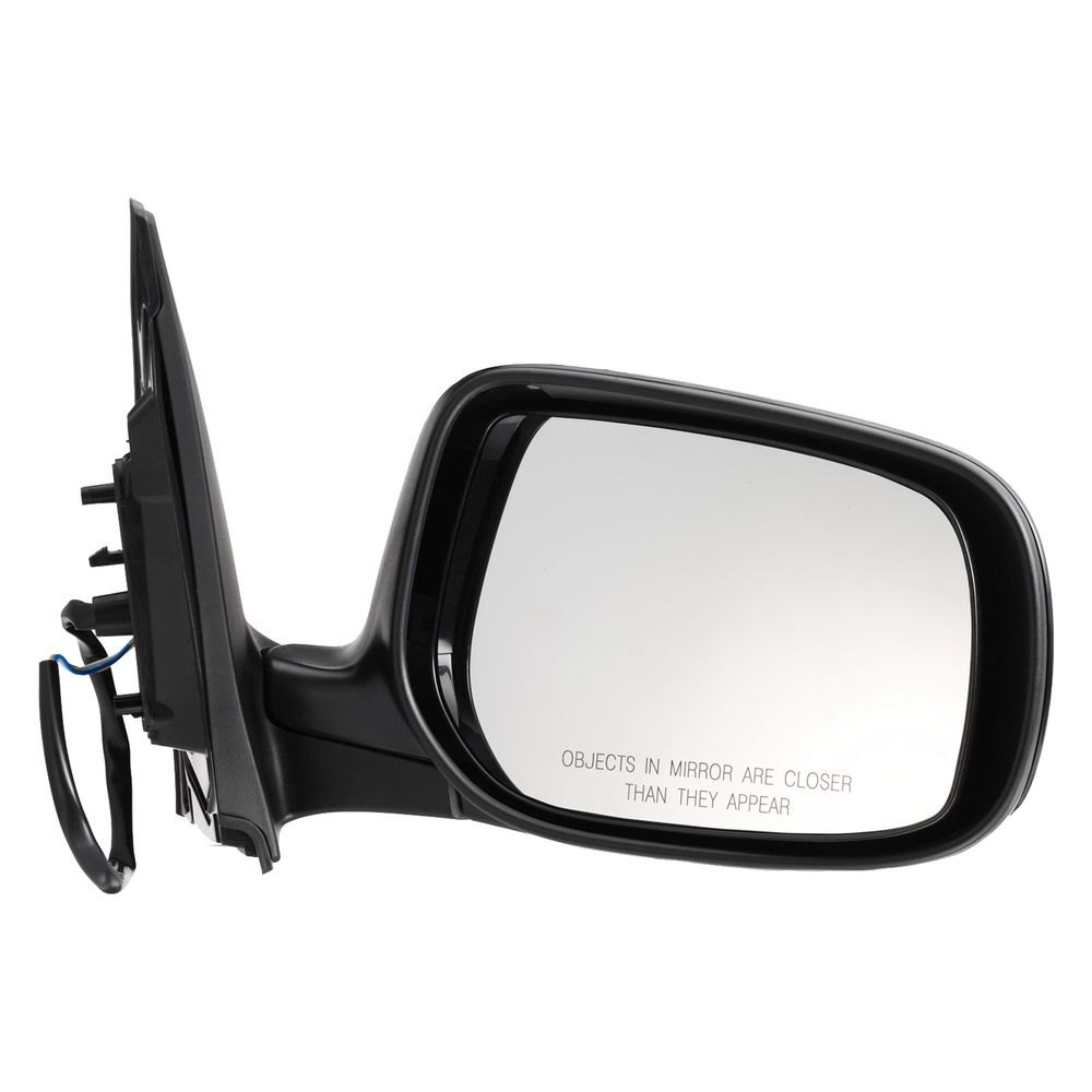 how to fix a corrolla drivers mirror