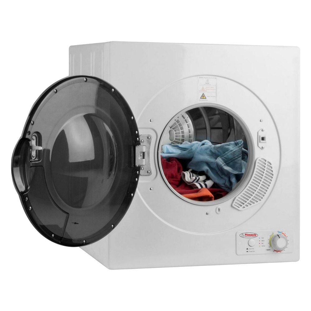 Small Clothes Dryer ~ Pinnacle appliances compact clothes dryer