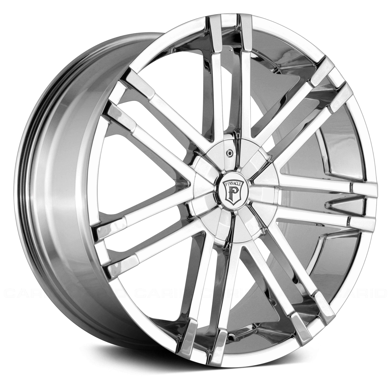 PINNACLE VALENTI Wheels Chrome Rims