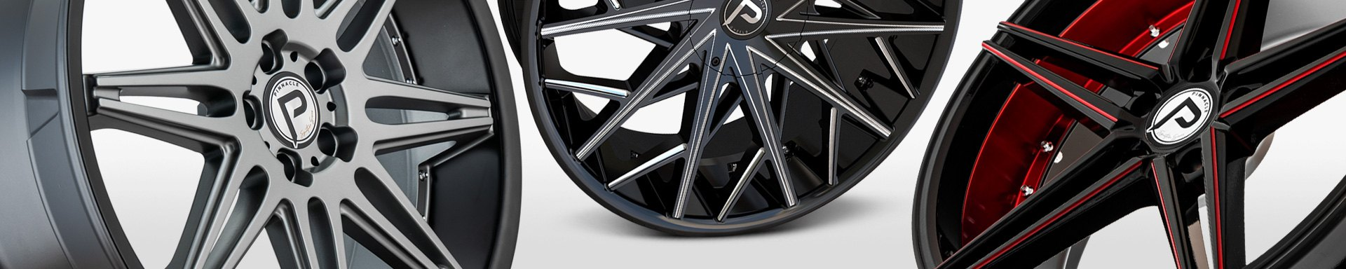Universal PINNACLE WHEELS & RIMS