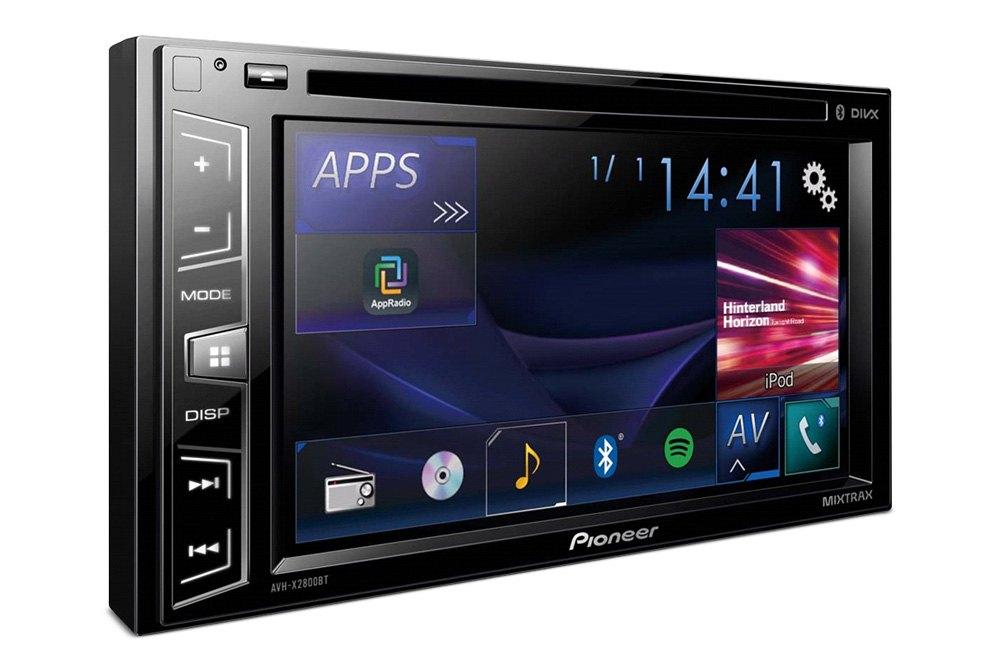 pioneer car audio receivers speakers subwoofers. Black Bedroom Furniture Sets. Home Design Ideas