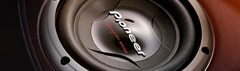 Pioneer Audio Systems