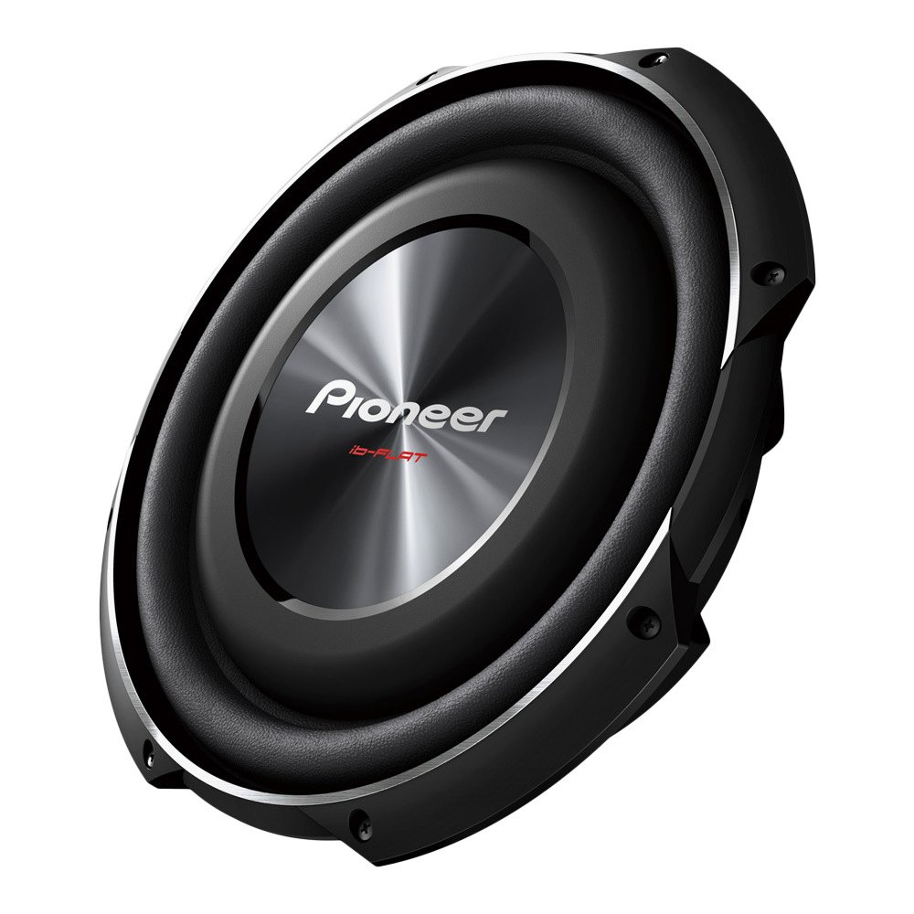 Pioneer shallow subwoofer 12