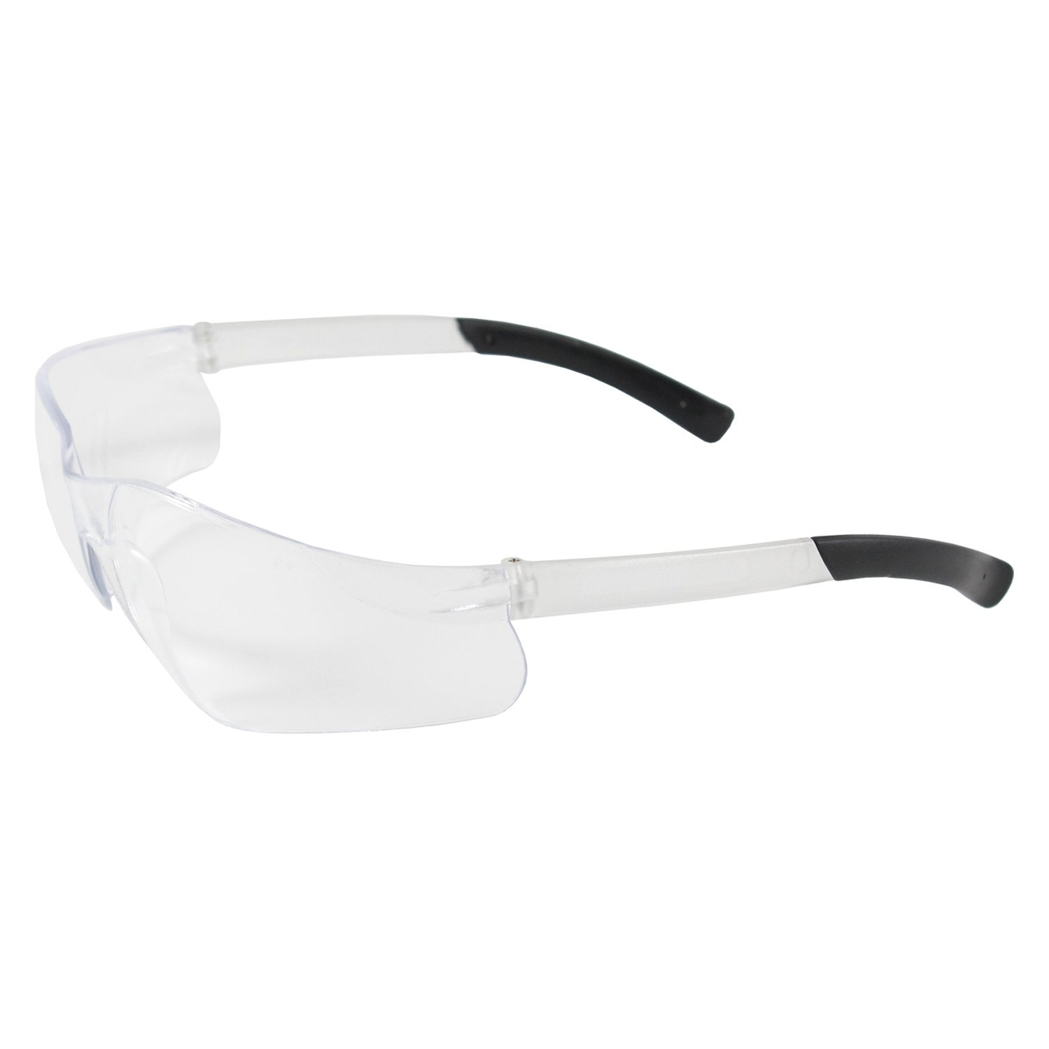 PIP - Zenon Z13 Rimless with Clear Temple Safety Glasses