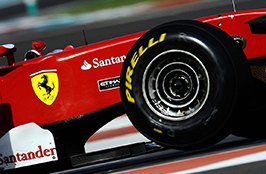 PIRELLI® - F1 2010 Massa on Test