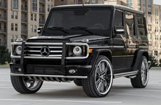 PIRELLI® - Scorpion Zero Asimmetrico on Mercedes G55