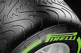 PIRELLI® - Tires During F1 - Angle View