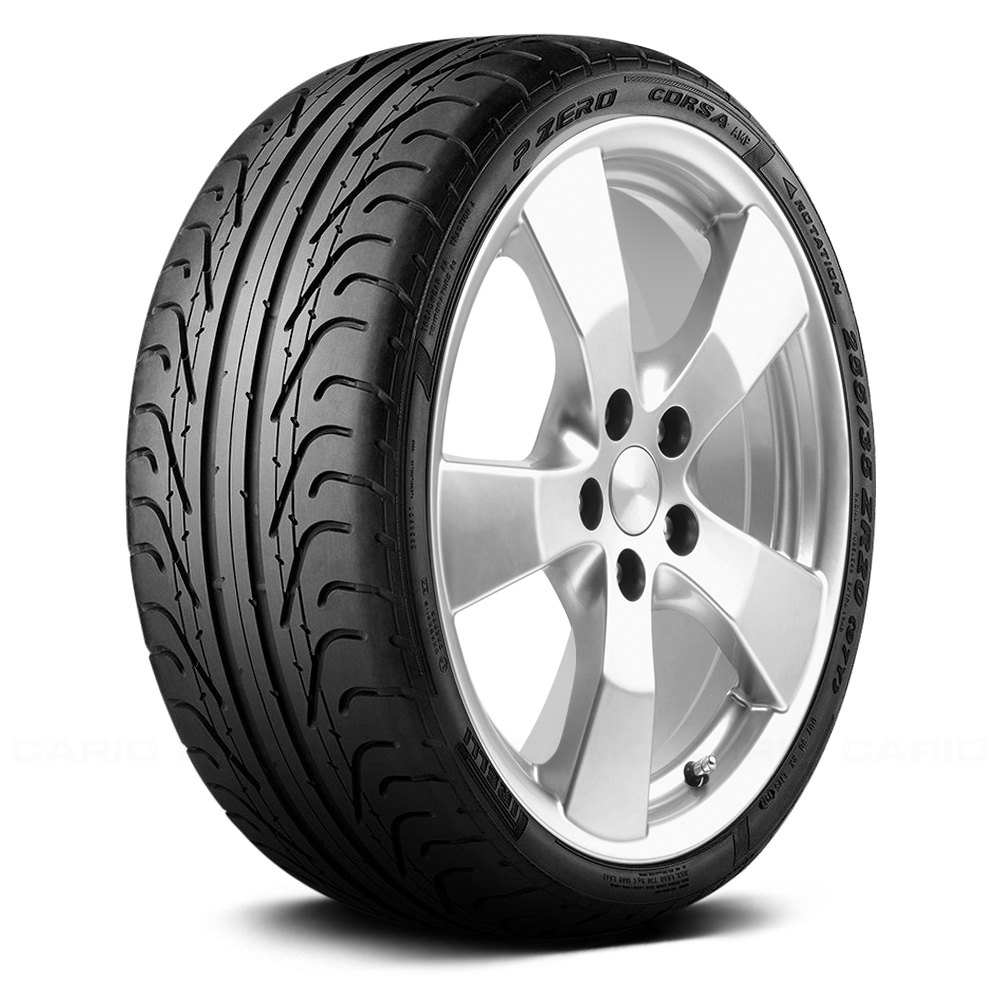 Pirelli P Zero >> Pirelli P Zero Corsa System Direzionale