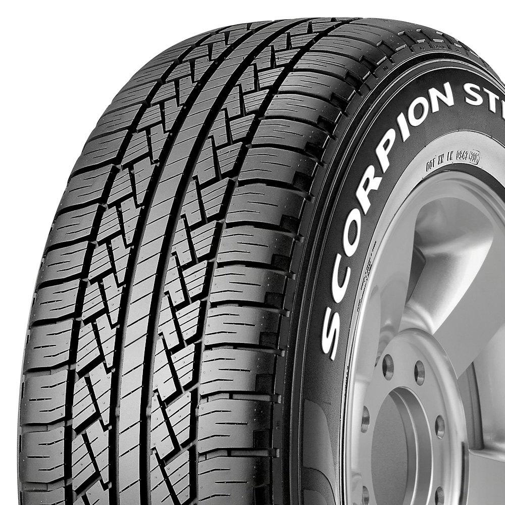 All Season Tires >> PIRELLI® SCORPION STR WITH WHITE LETTERING Tires