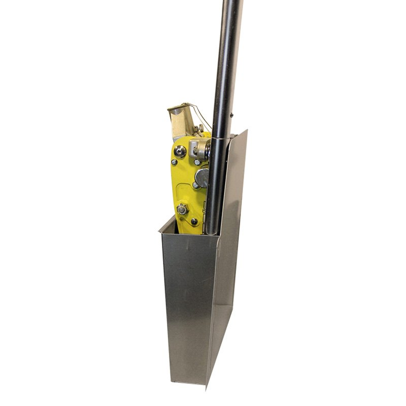 Pit Pal Products 194 Wall Mount Jack Holder
