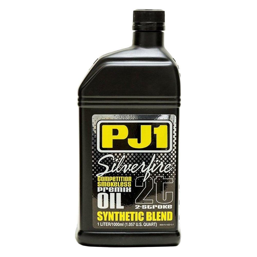 Pj1 6 32 1l 1 Liter Silverfire Smokeless Premix Oil