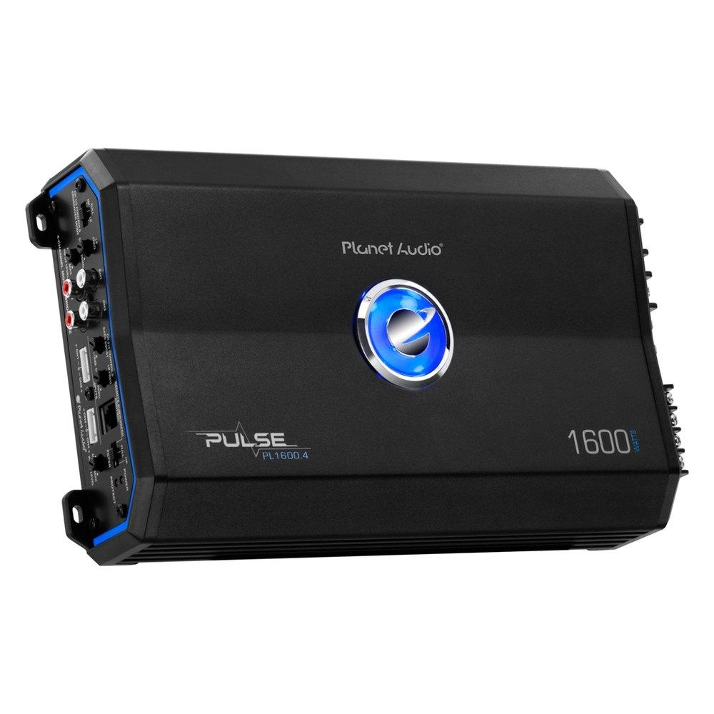 planet audio pl16004 pulse series class ab 4 channel 1600w amplifier. Black Bedroom Furniture Sets. Home Design Ideas