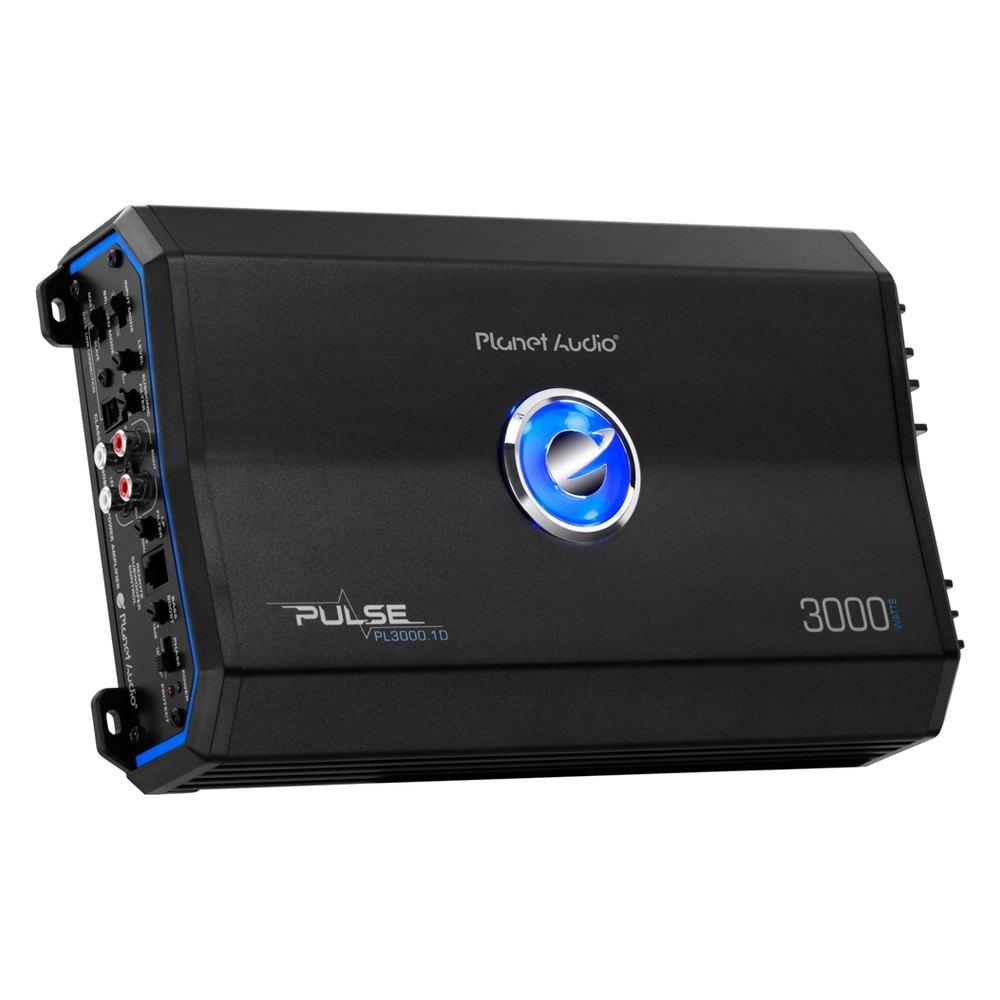 planet audio pl30001d pulse series class d mono 3000w amplifier. Black Bedroom Furniture Sets. Home Design Ideas