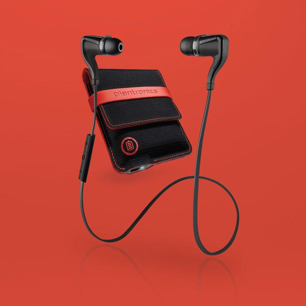 plantronics bbtgo2blackcase backbeat go 2 wireless earbuds. Black Bedroom Furniture Sets. Home Design Ideas