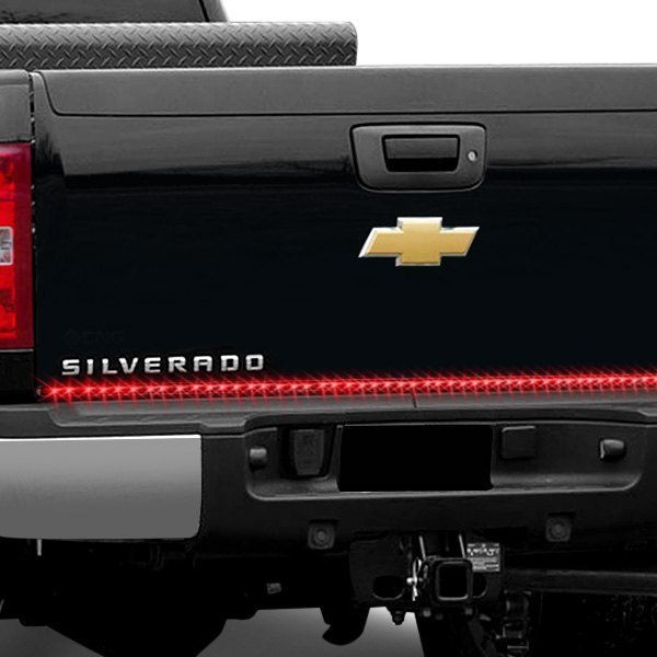 "60"" Fire And Ice Rigid LED Tailgate"
