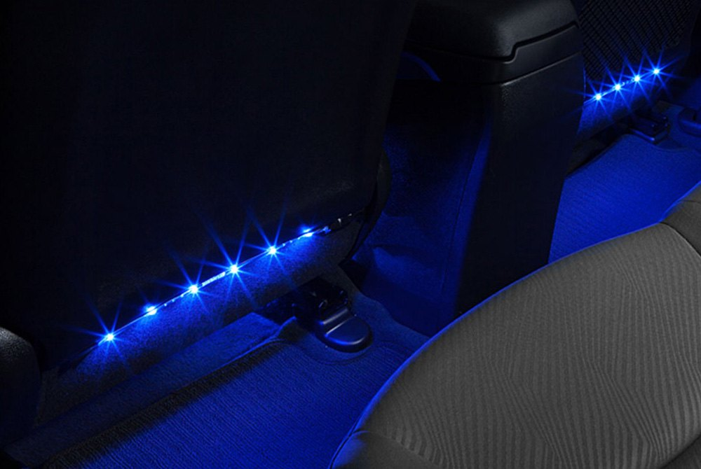 Plasmaglow automotive neon underglow led lights for How to change interior light bulb in car