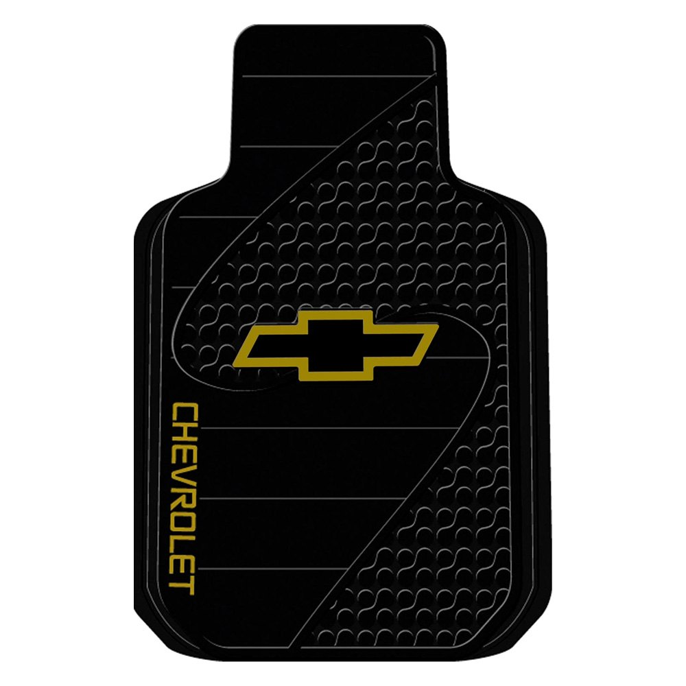 Floor Mats With Chevy Logo