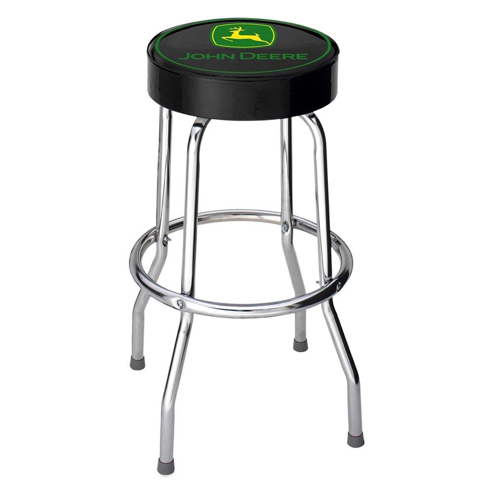 plasticolor 004746r01 john deere logo garage stool