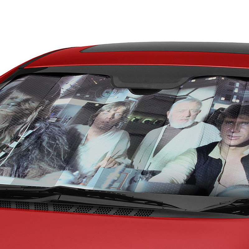 Plasticolor 174 Movie Characters Sun Shade
