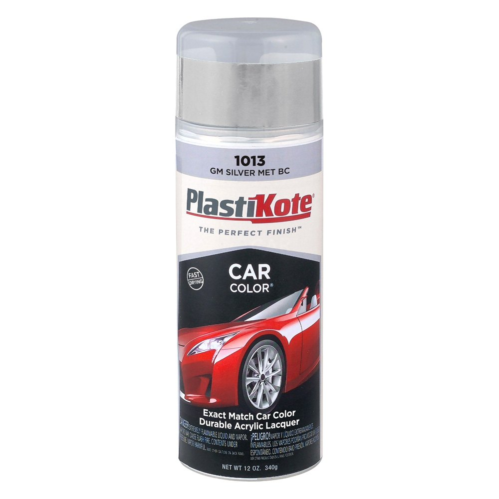 How To Touch Up Paint On Car With Spray