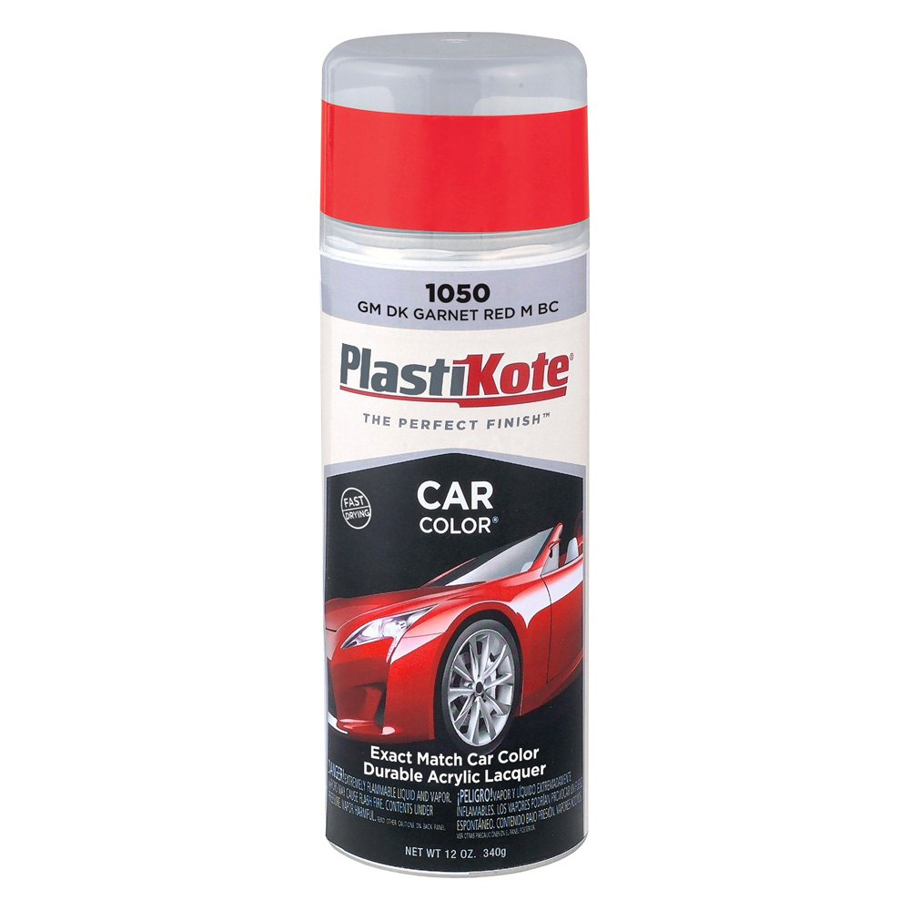 How To Touch Up Paint Car Spray