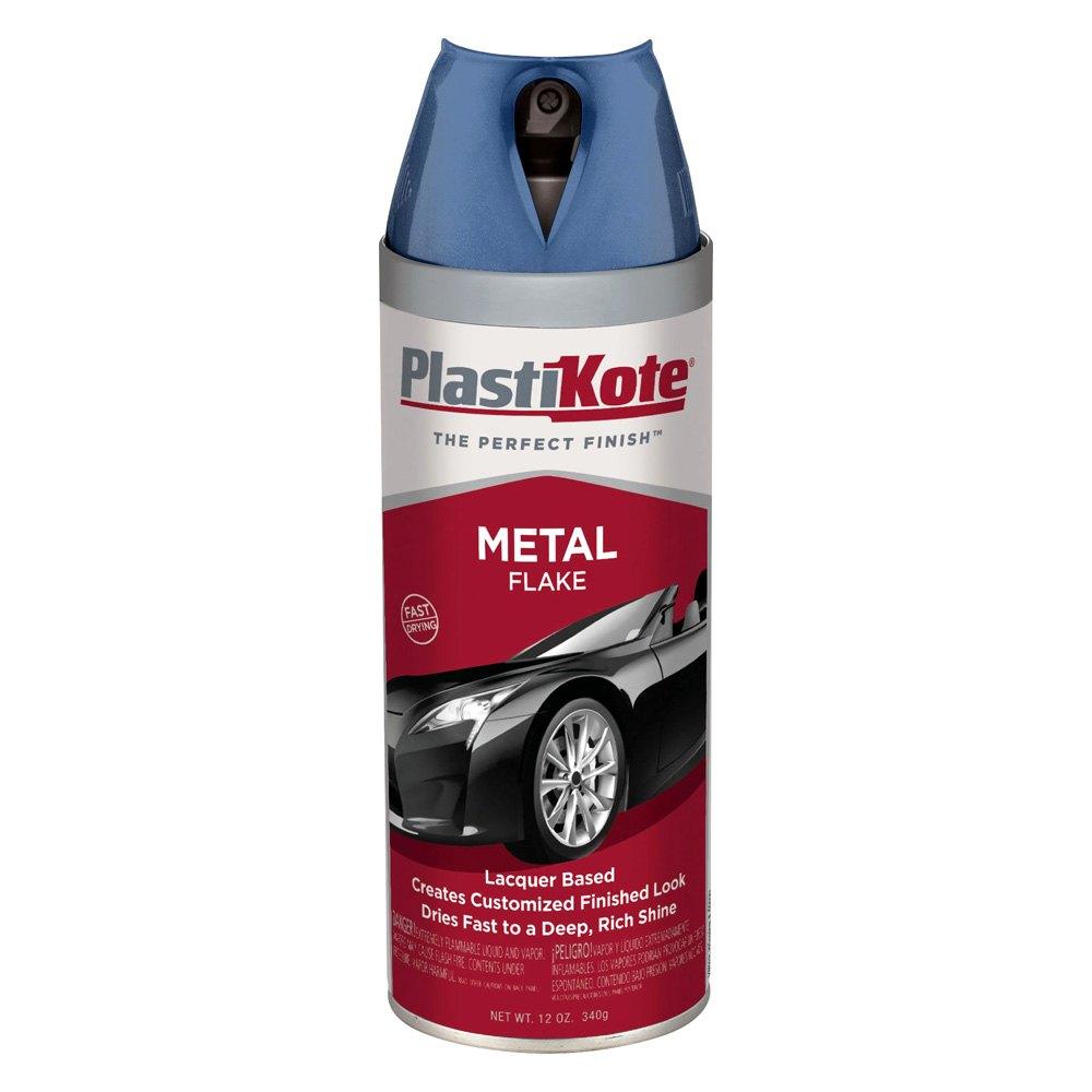 Plastikote 311 12 Oz Blue Spray Can Metal Flake Paint