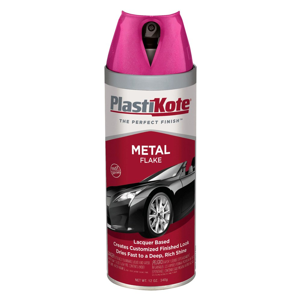 plastikote 12 oz burgundy spray can metal flake paint. Black Bedroom Furniture Sets. Home Design Ideas