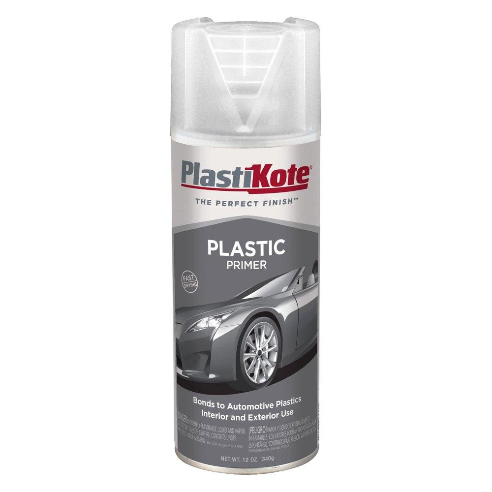 Plastikote 469 12 Oz Clear Plastic Primer