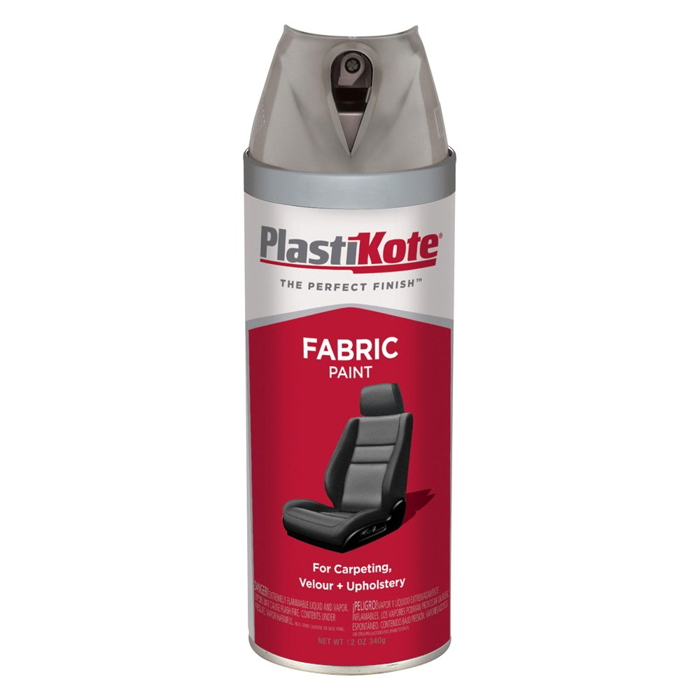 Plastikote 512 12 Oz Slate Gray Spray Can Fabric Paint Ebay