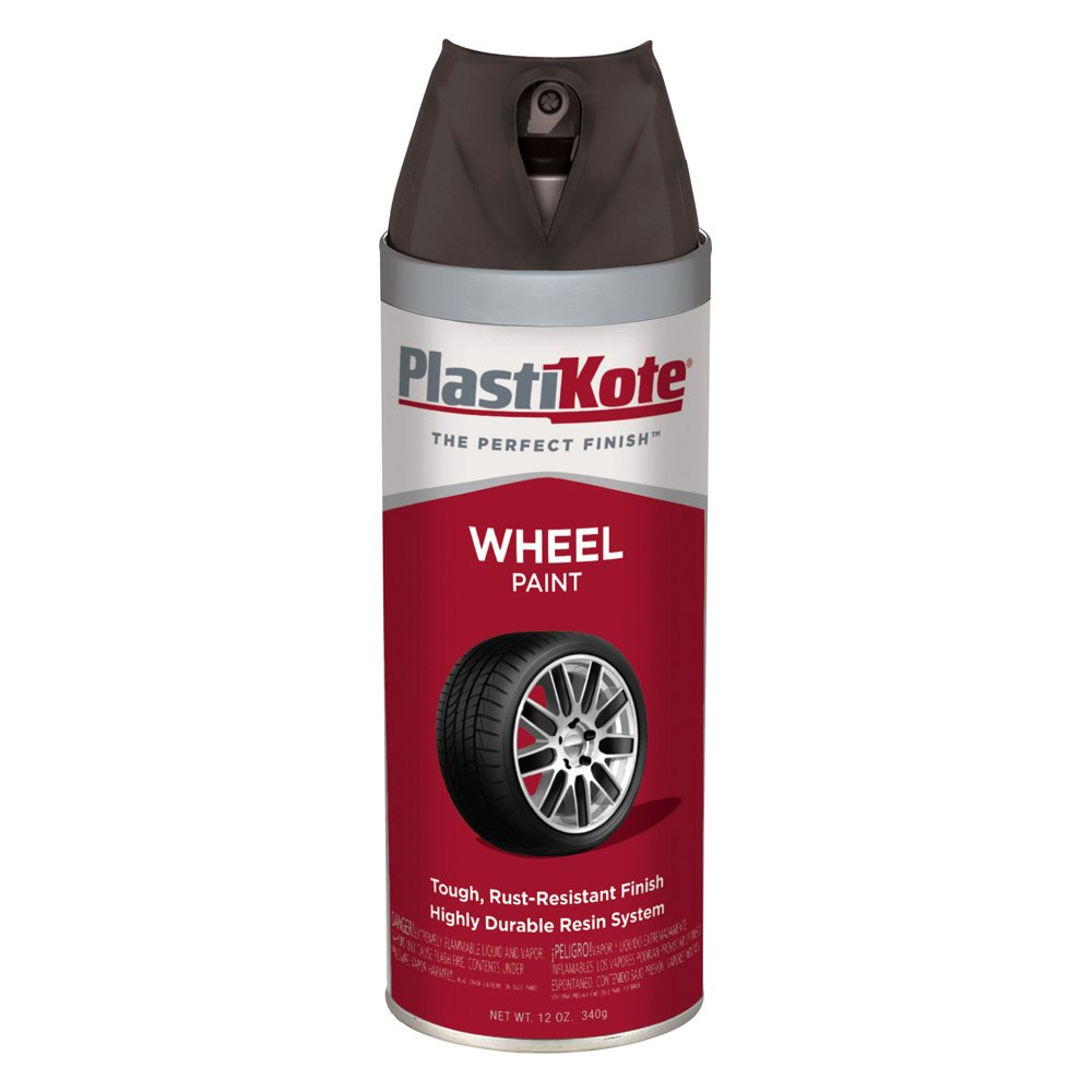 spray can wheel paint plastikote 12 oz steel color spray can. Black Bedroom Furniture Sets. Home Design Ideas