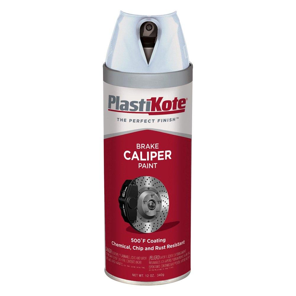 Plastikote Cp 254 12 Oz Hi Gloss Silver Spray Can Brake Caliper Paint