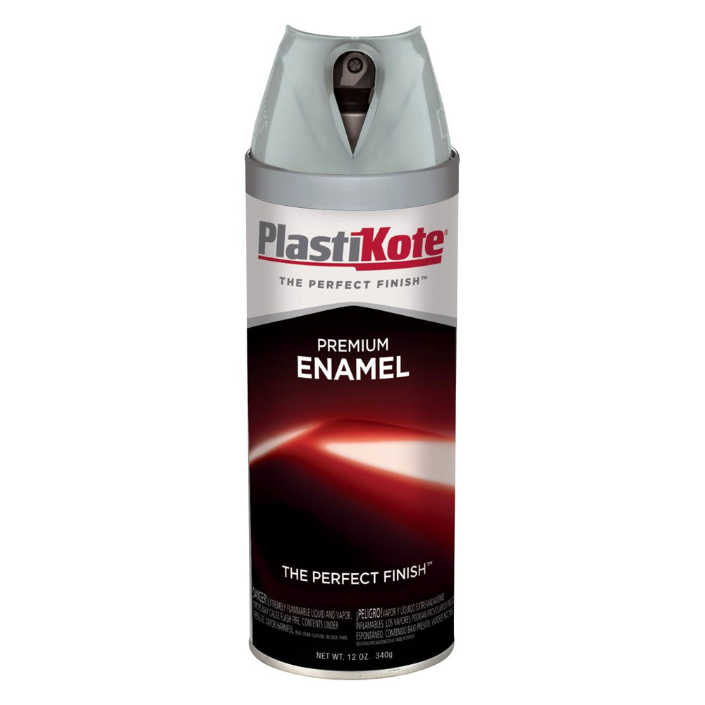 Plastikote T 23 12 Oz Aluminum Color Spray Premium
