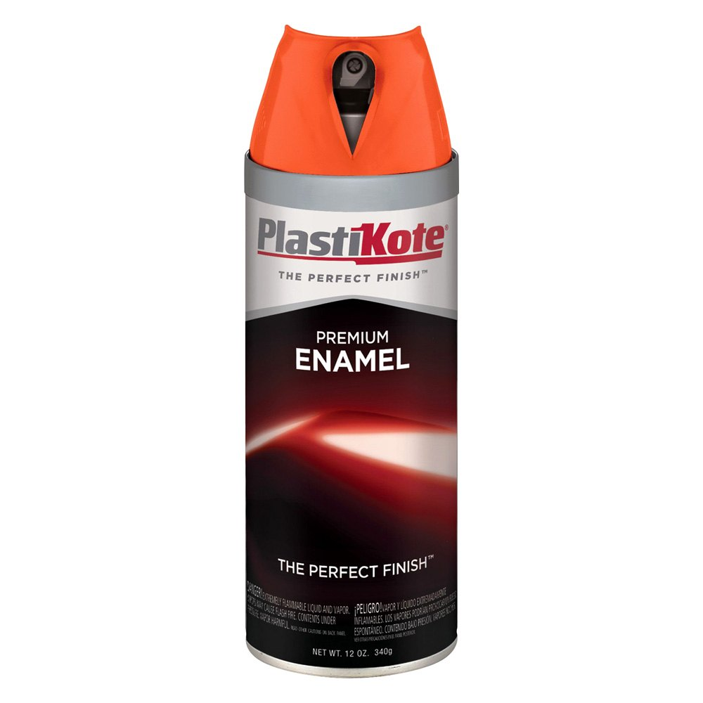 Plastikote 12 Oz Spray Premium Enamel Paint