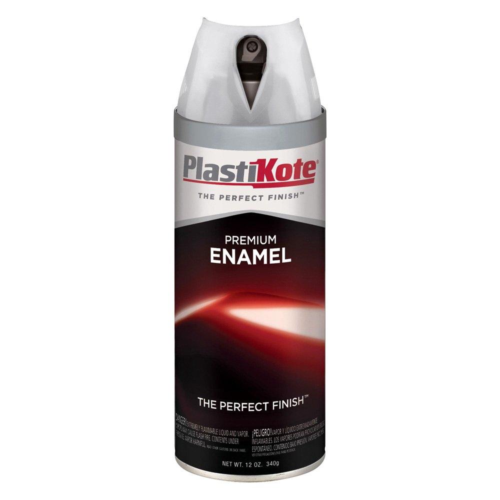 Plastikote T 45 12 Oz Clear Spray Premium Enamel Paint