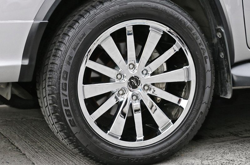 Platinum 174 270c Pivot Wheels Chrome Rims