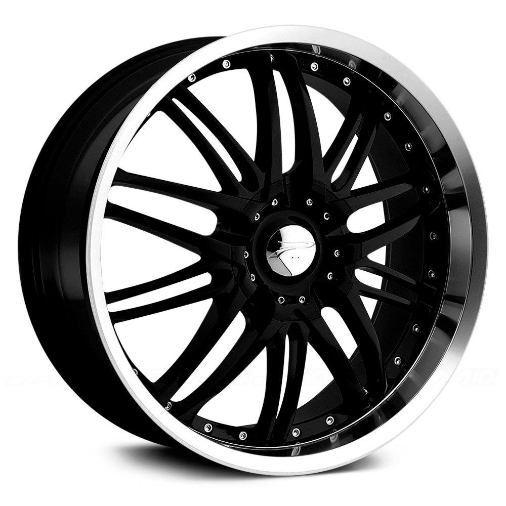 Black Metal Platinum: PLATINUM® 200B APEX Wheels