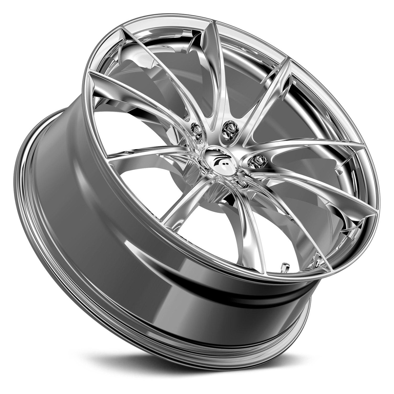 PLATINUM® 435C FLUX Wheels - Chrome Rims