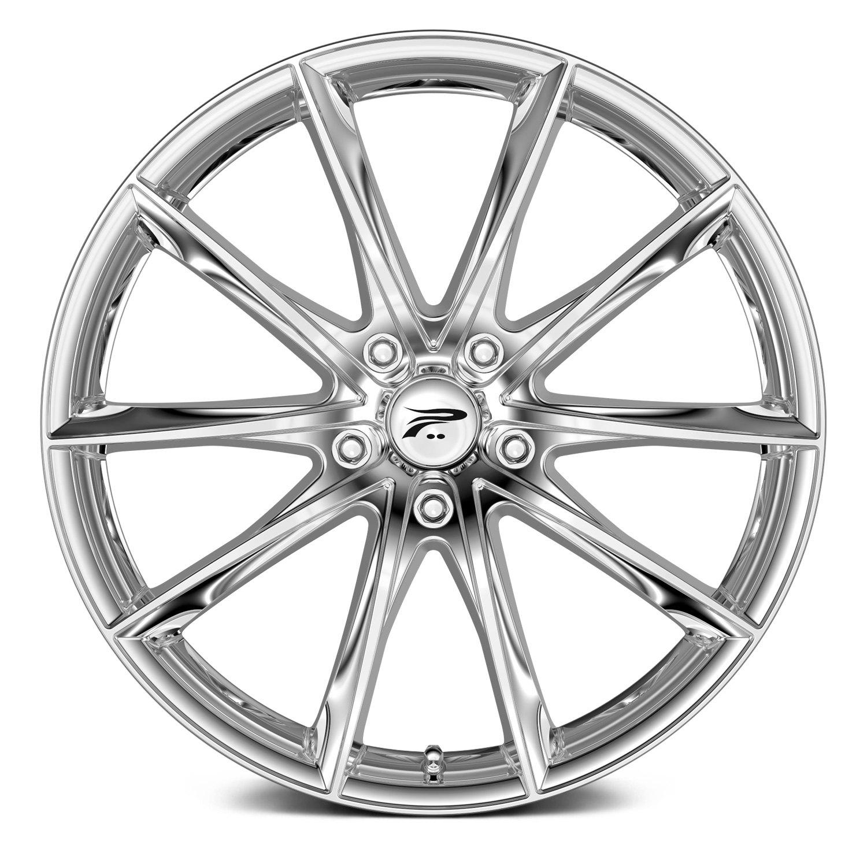 Pratnumz Platinum: PLATINUM® 435C FLUX Wheels
