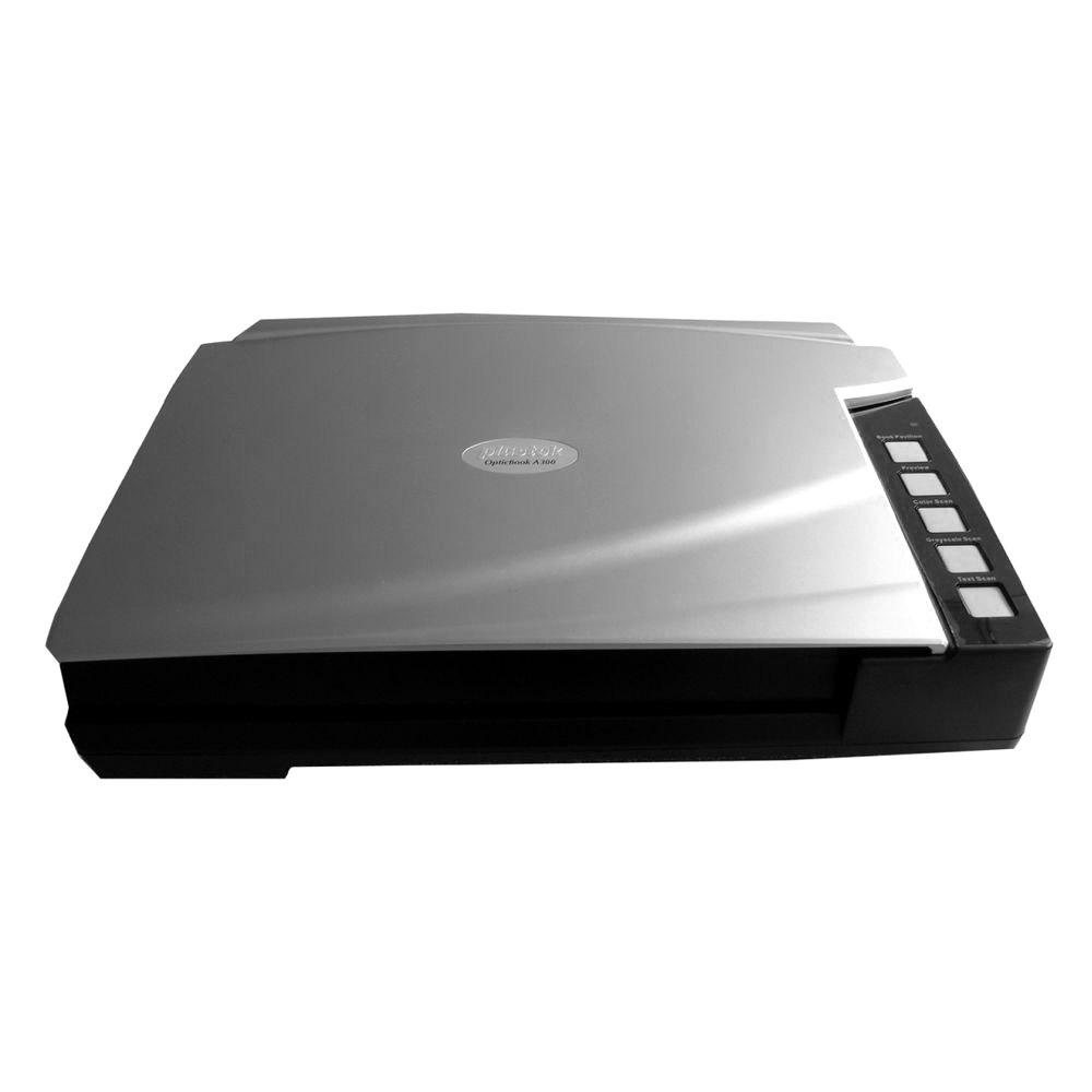 Plustek® 271-BBM21-C - OpticBook A300 600 x 600dpi USB ...