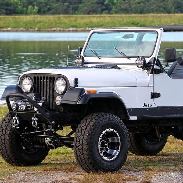 Jeep CJ 1976-1980 BFH™ Stubby Raw