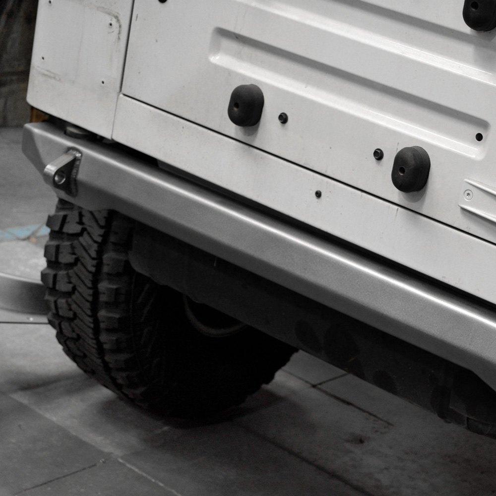 Poison Spyder BFH II Rear Bumper Only For 97-06 Jeep Wrangler TJ LJ 14-61-030