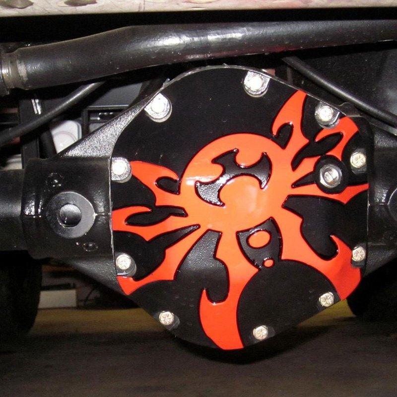 Automotive Repair Shops >> Poison Spyder Customs® 42-11-044-PC - Bombshell™ Front ...
